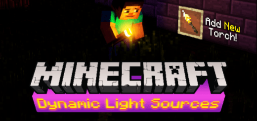 Мод Dynamic Light Sources 1.14+