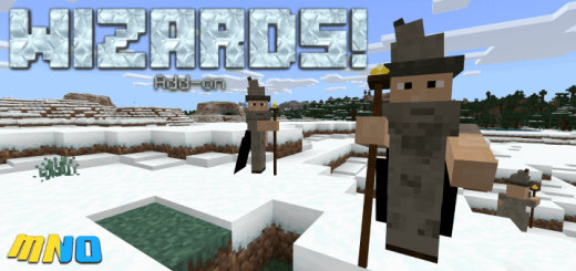 Мод Wizards 1.14+