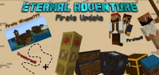 Мод Eternal Adventures 1.16
