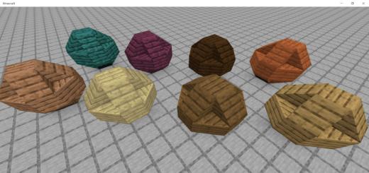 Мод на треугольные блоки 1.16+