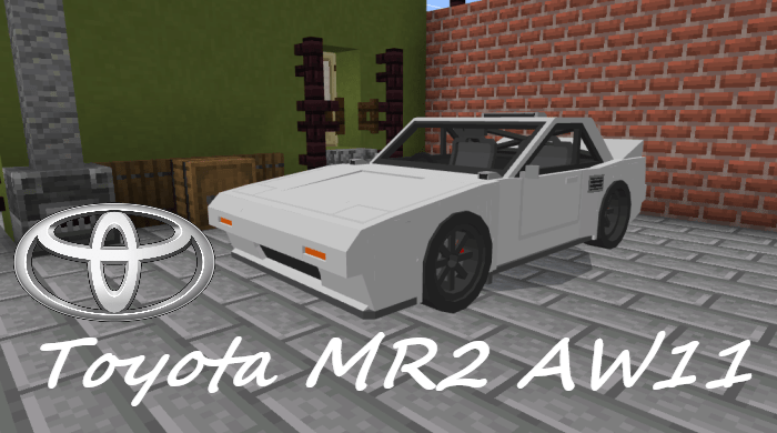 Мод Toyota MR2 AW11 1.16.200