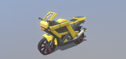 Мод Мотоцикл M.A.R Ninja 200
