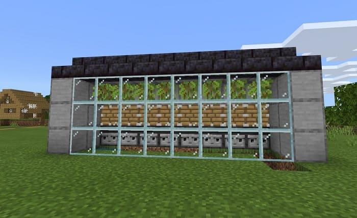 Закройте оставшуюся часть схемы блоками